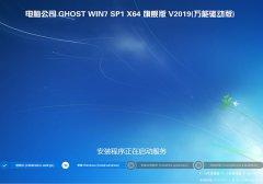 老毛桃GHOST WIN7 64位万能驱动版v2019.01